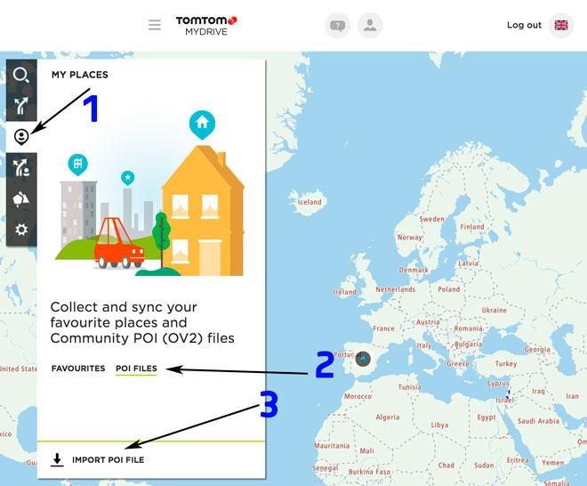 ▷ TomTom Start 60 Europe Traffic Update. Blitzer für Ihre ...